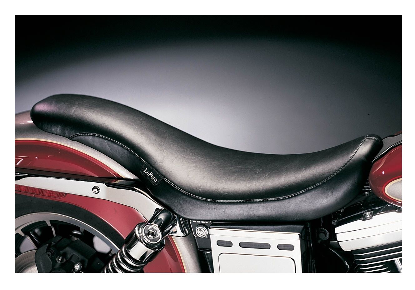 Le Pera King Cobra Seat For Harley Dyna 2006 2017 10 3560 Off 1996 Fxds Wiring Diagram Revzilla
