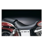 Le Pera Silhouette Solo/Pillion Seat For Harley Dyna 1996-2003