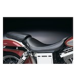 Le Pera Silhouette Pillion Seat For Harley Dyna Wide Glide 1996-2003