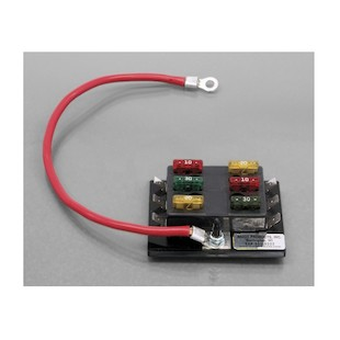 Rivco 6-Circuit Fuse Block