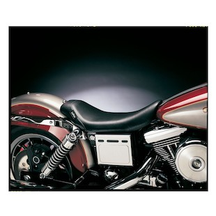 Le Pera Bare Bones Solo Seat For Harley Dyna 1991-1995