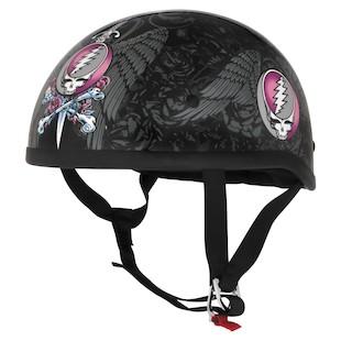 River Road Women's Grateful Dead Steal Your Face Helmet