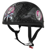 River Road Women's Grateful Dead Steal Your Face Helmet