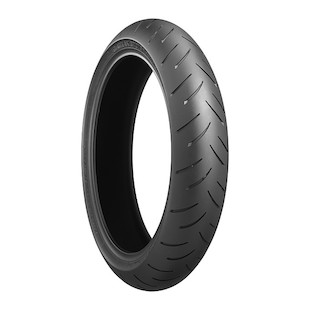 Bridgestone BT015 High Performance Radial Front Tires CBR1000RR 08-11