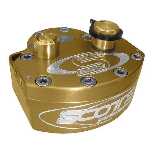 scotts performance steering dampers triumph street triple 675 / r