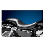Le Pera Silhouette Seat For Harley Sportster With 3.3 Gallon Tank 2007-2009