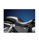 Le Pera Silhouette Seat For Harley Sportster With 3.3 Gallon Tank 2004-2013