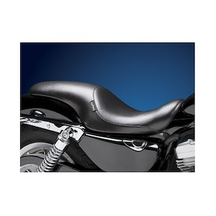 Le Pera Silhouette Seat For Harley Sportster With 4.5 Gallon Tank 2004-2015