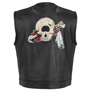River Road Grateful Dead Cyclops Vest