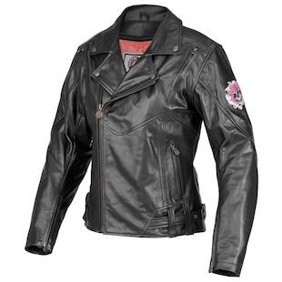 River Road Women's Grateful Dead Skull & Roses Color Jacket