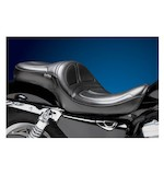 Le Pera Maverick Seat For Harley Sportster With 3.3 Gallon Tank 2004-2013