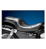 Le Pera Sorrento Seat For Harley Sportster With 4.5 Gallon Tank 2007-2009