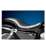 Le Pera King Cobra Seat For Harley Sportster With 3.3 Gallon Tank 04-13