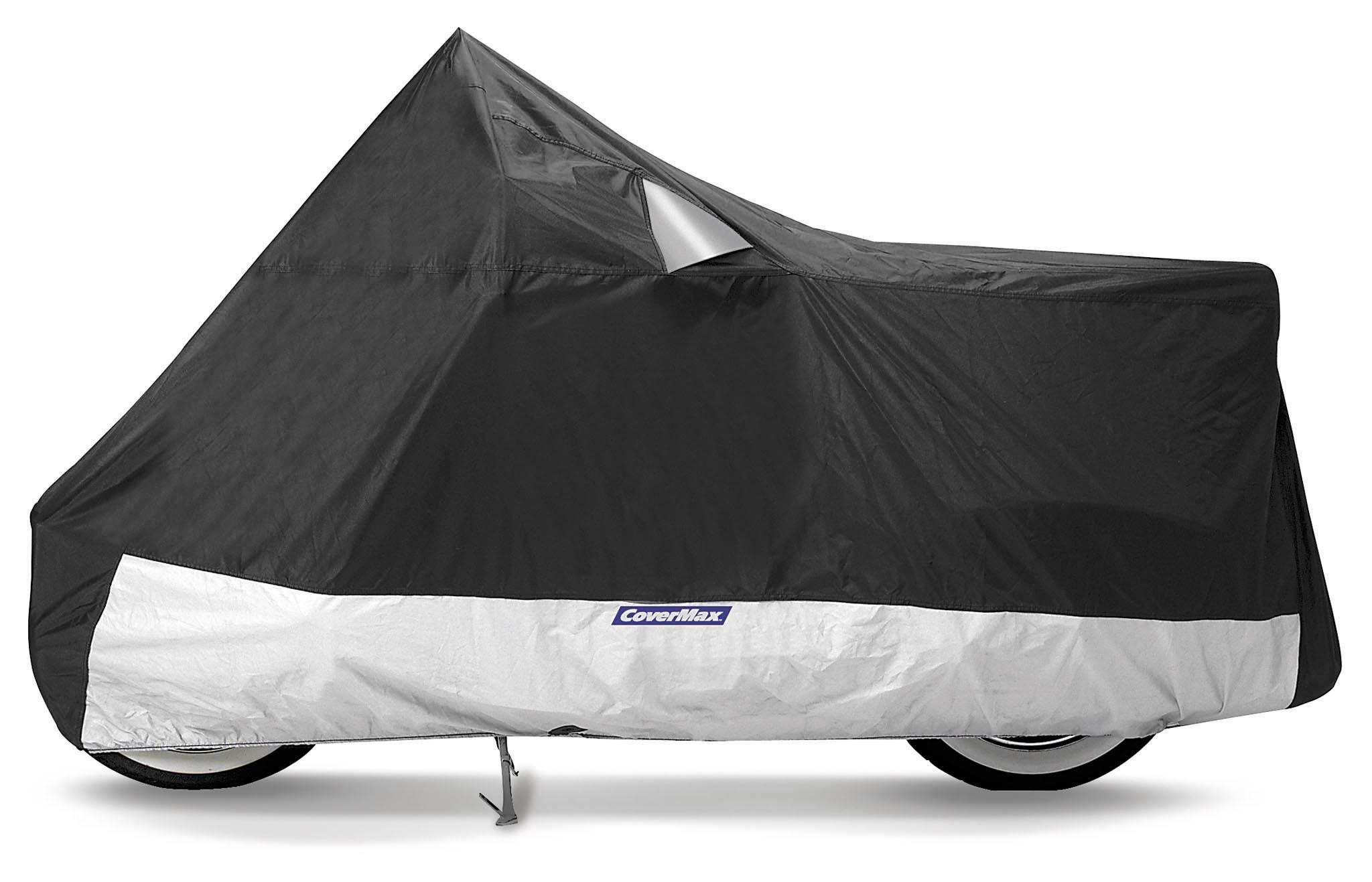 Cover Max Deluxe Motorcycle Cover Revzilla