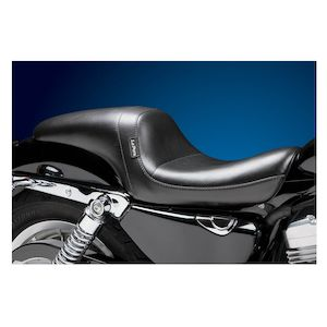 Le Pera Daytona Sport Seat For Harley Sportster With 4.5 Gallon Tank 2004-2018
