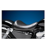 Le Pera Silhouette Solo Seat For Harley Sportster With 4.5 Gallon Tank 2004-2013