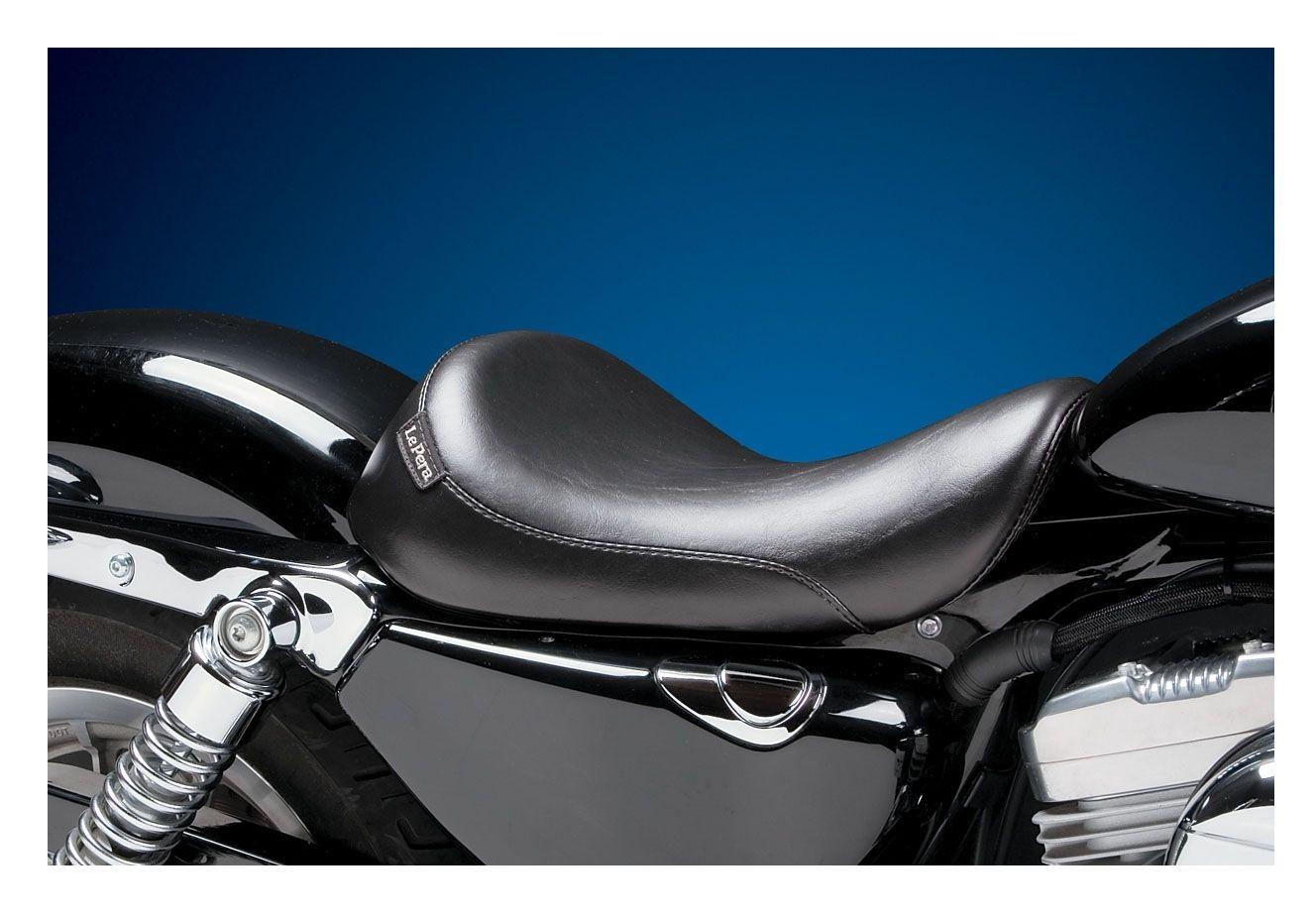 Le Pera Silhouette Solo Seat For Harley Sportster With 45 Gallon Revolution X Engine Diagram Tank 2004 2019 10 2501 Off Revzilla