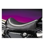 Le Pera Bare Bones Solo LT Seat For Harley Sportster With 4.5 Gallon Tank 2007-2009