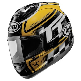 Arai Corsair V IOM TT 2013 LE Helmet