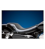 Le Pera Bare Bones Solo LT Seat For Harley Sportster With 3.3 Gallon Tank 07-09