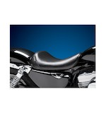 Le Pera Bare Bones Solo LT Seat For Harley Sportster With 3.3 Gallon Tank 04-13