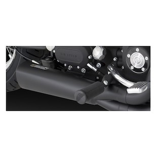 Vance & Hines Competition Series 2-Into-1 Exhaust For Harley V-Rod Muscle 2009-2015
