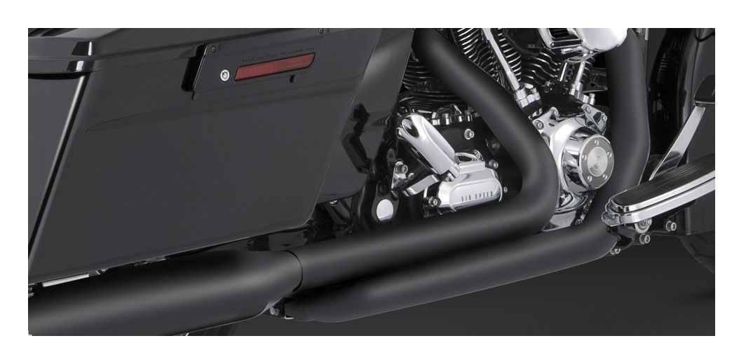 Vance Hines Dresser Duals Headers For Harley Touring 2010 2016 20 114 00 Off Revzilla