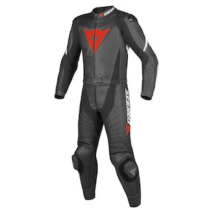 Dainese Aerster Perforated Two Piece Race Suit