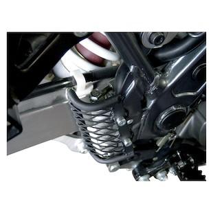 Moose Racing Rear Brake Master Cylinder Guard Kawasaki KL250 Super Sherpa 2000-2003 & 2009-2010