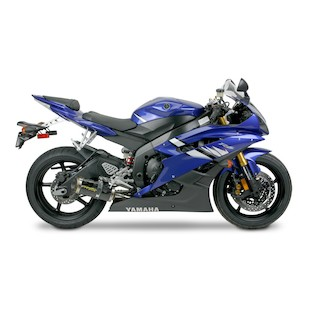 Two Brothers M-2 VALE Exhaust System Yamaha R6 2006-2007