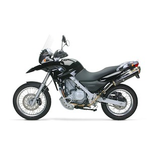 Two Brothers M-2 VALE Slip-On Exhaust BMW F650GS 2005-2007