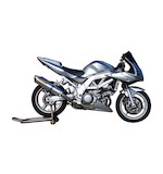 Two Brothers M-2 VALE Bolt-On Exhaust Suzuki SV1000 / SV1000S 2003-2007