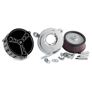 Battistinis Tri-Bar Air Cleaner Kit For Harley Sportster 1991-2014