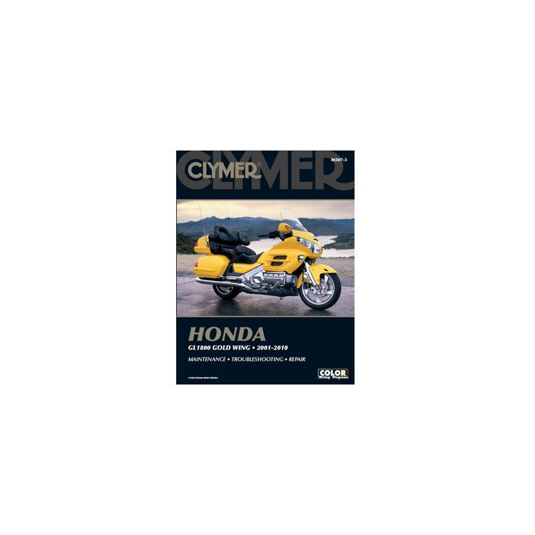 Clymer Manual Honda GL1800 2001-2010