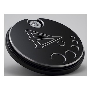 Battistinis Fuel Door For Harley Touring 1992-2007