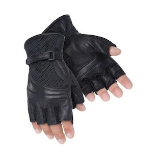 Tour Master Gel Cruiser II Fingerless Gloves