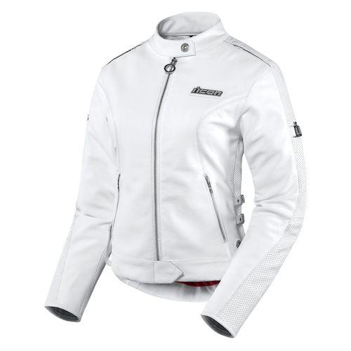 Icon Hella Women&39s Leather Jacket - RevZilla