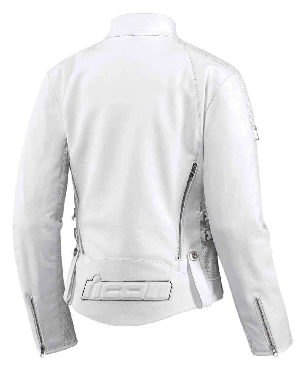 Icon Hella Women's Leather Jacket - RevZilla