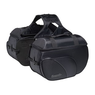 Tour Master Nylon Cruiser III Box Saddlebags