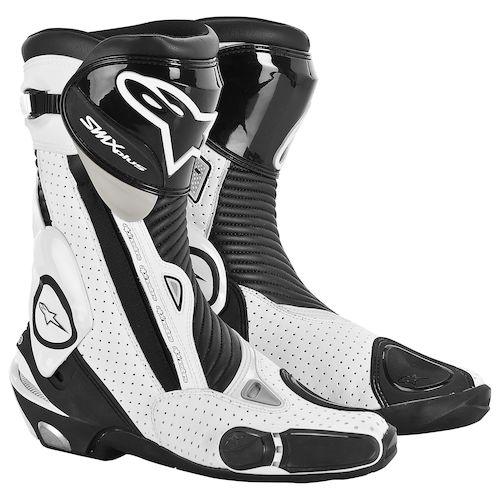 Alpinestars SMX Plus Vented Boots - RevZilla