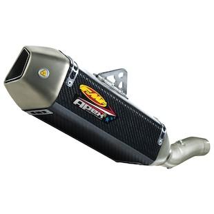 FMF Apex Slip-On Exhaust with Bazzaz Z-Fi Fuel Controller GSXR 600 / GSXR 750 2011-2012