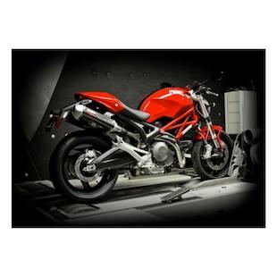 FMF Apex Slip-On Exhaust Ducati Monster 696 / 796 / 1100