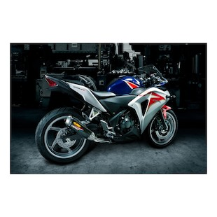 FMF Apex Slip-On Exhaust Honda CBR250R 2011-2013