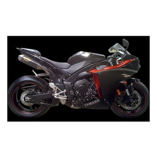 FMF Apex Slip-On Exhaust Yamaha R1 2009-2012