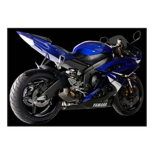 FMF Apex Slip-On Exhaust Yamaha R6 2007-2012