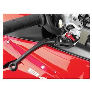 CRG Folding Roll-A-Click Brake Lever Ducati Hypermotard 1100 2007-2010