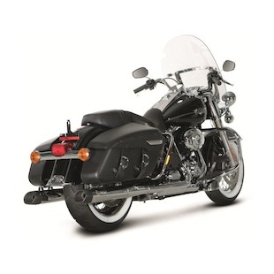 Akrapovic Slip-On Exhaust For Harley