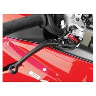 CRG Folding Roll-A-Click Brake Lever Kawasaki ZX6R / ZX10R / ZX14R
