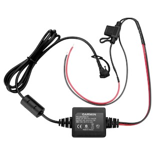 Garmin 350LM Moto Power Cable