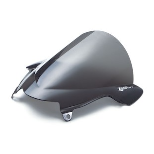 Zero Gravity Double Bubble Windscreen Suzuki GSX650F / GSX1250FA
